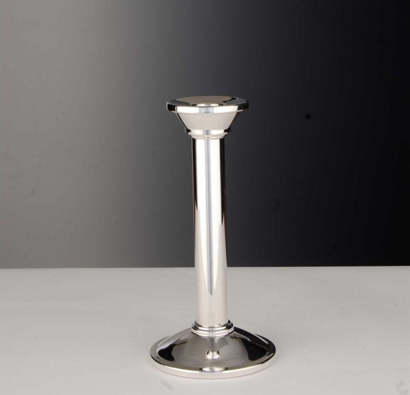 """Candlestick silver 925 """"14453""""   Möhrle Silber Germany"""