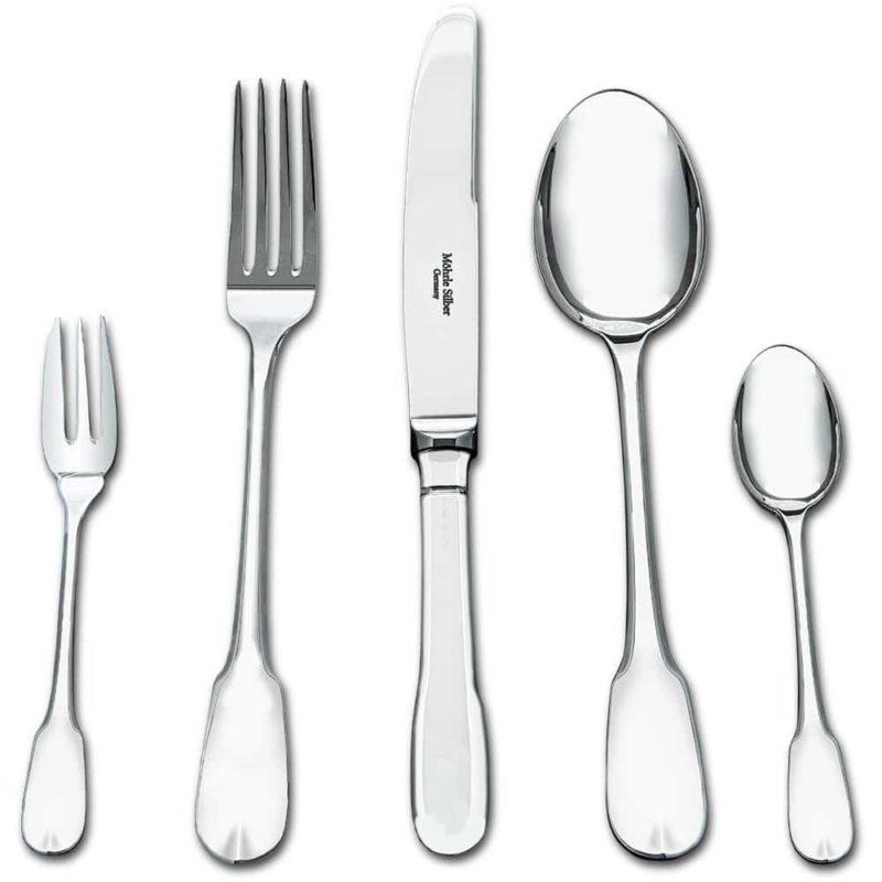 Silver Cutlery Spade