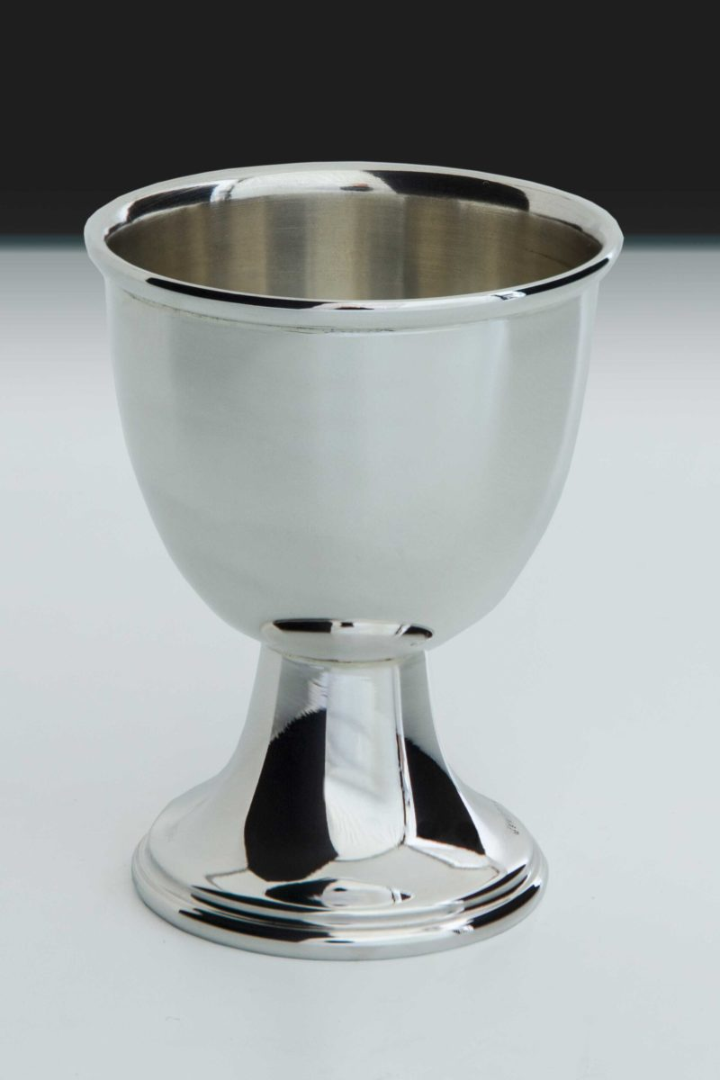 """Egg cup """"14504"""" real silver 