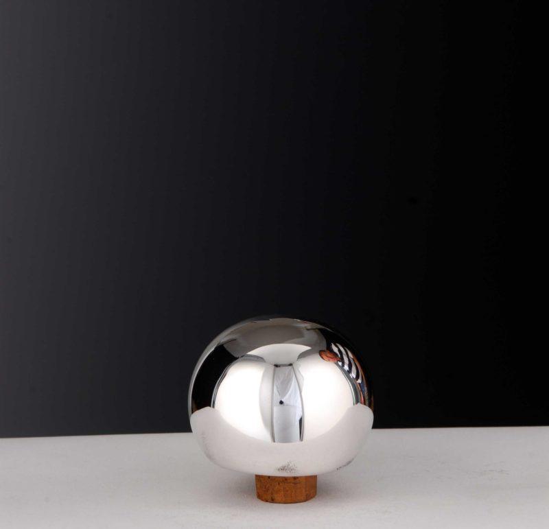 "Bottle cork ""12184"" made of 925 silver | Möhrle Silber Germany"