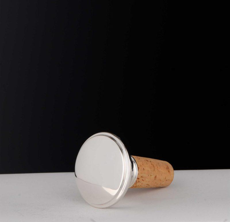 "Bottle cork ""13708"" made of 925 silver | Möhrle Silber Germany"