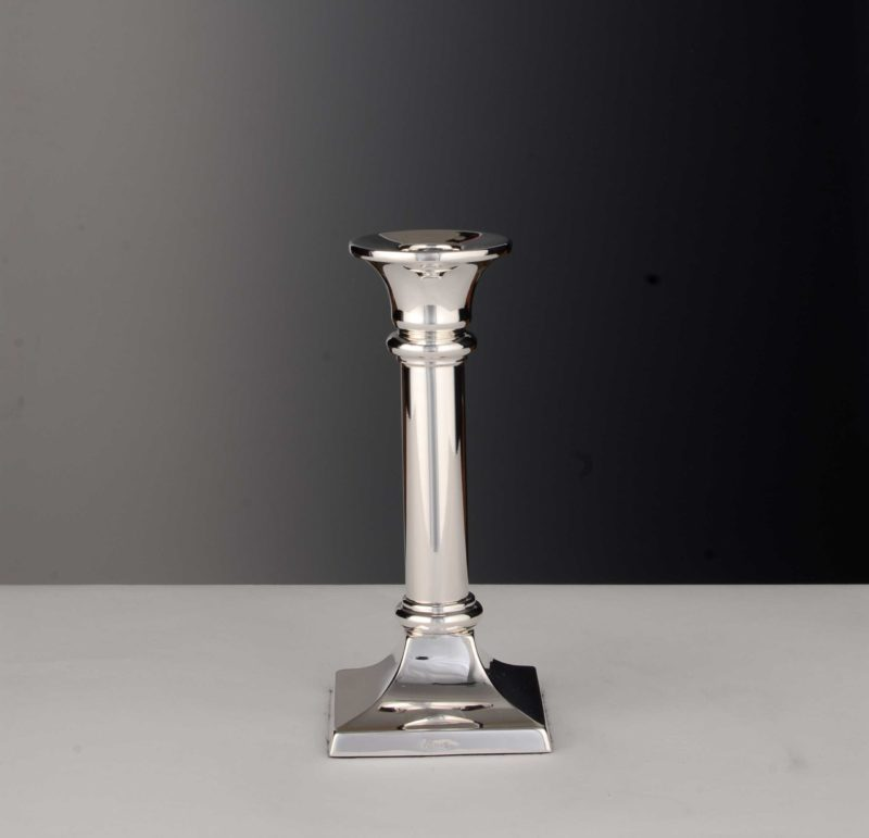 """Candlestick silver 925 """"14462""""   Möhrle Silber Germany"""