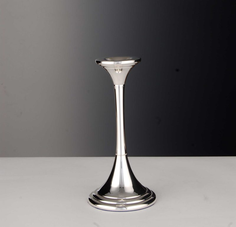 """Candlestick silver 925 """"14488""""   Möhrle Silber Germany"""