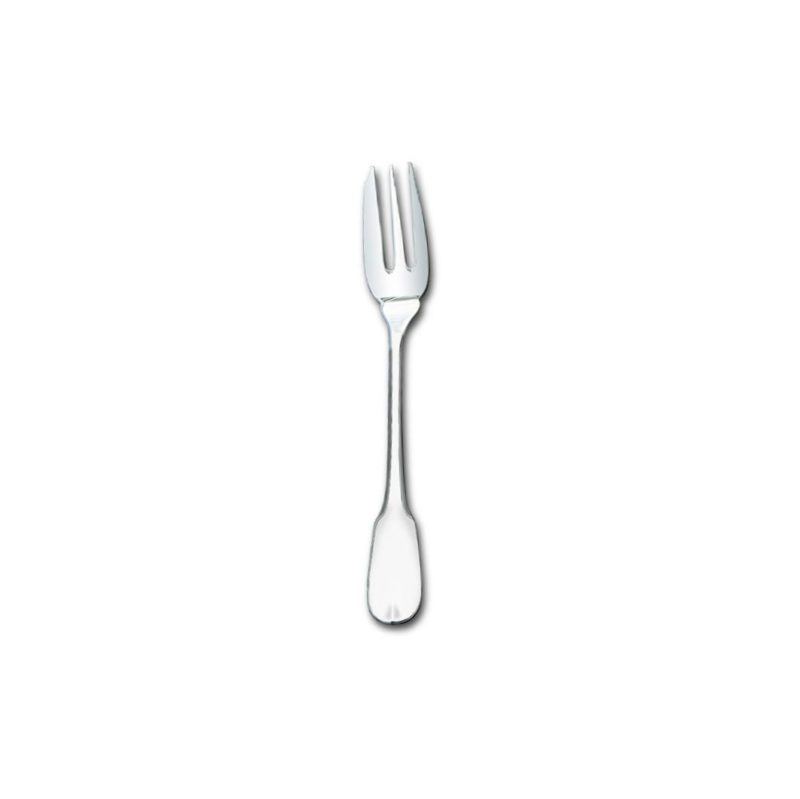 Cake Fork Spade 925 Sterling Silver