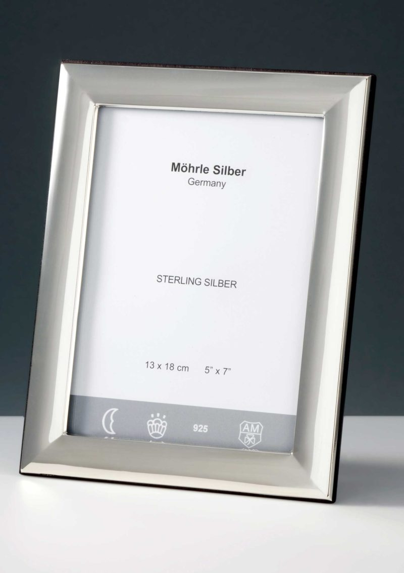 """Picture frame silver 925 """"242""""   Möhrle Silber Germany"""