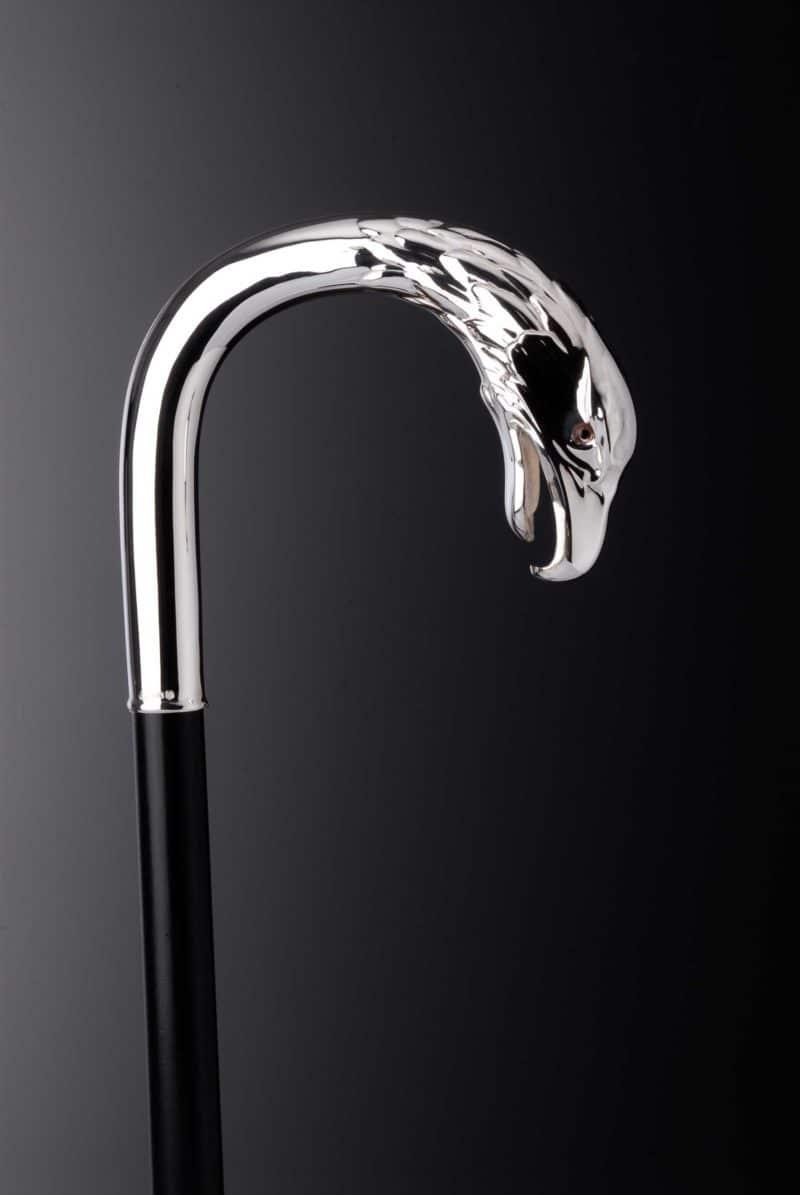 "Walking Stick Silver ""Eagle"" 4682 | Möhrle Silber Germany"