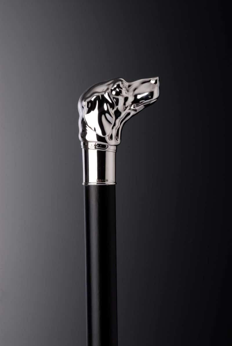"Walking Stick Silver ""Pointer"" 9948 | Möhrle Silber Germany"
