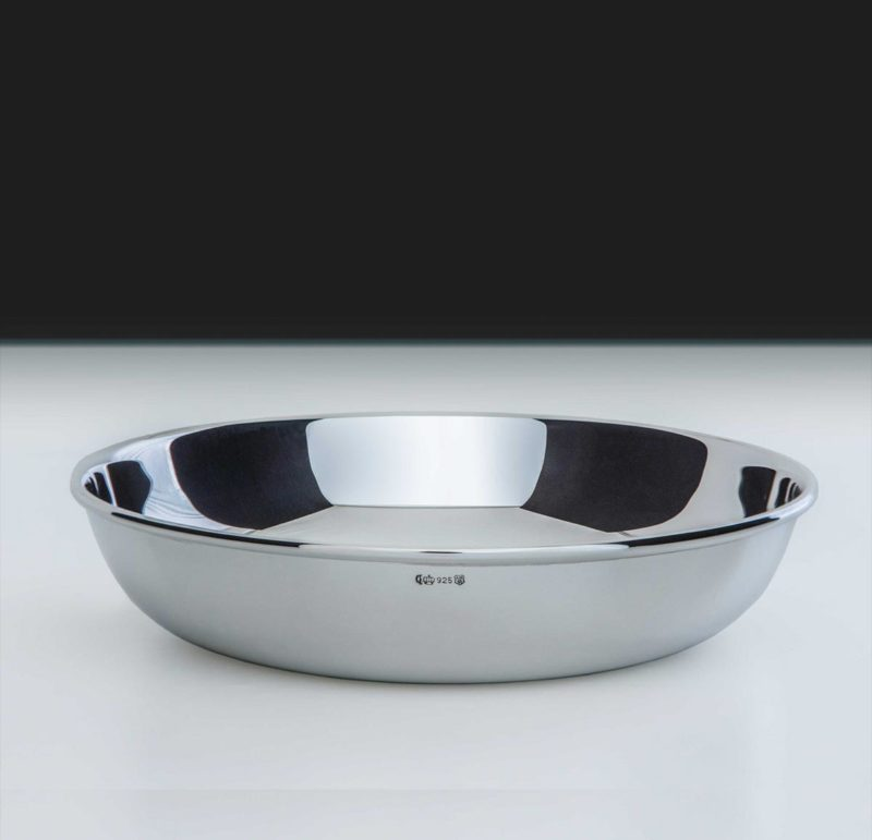 """Bowl """"14498"""" Smooth 925 Sterling Silver Solid   Möhrle Silver"""