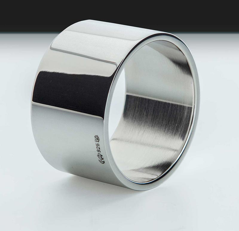 """Napkin Ring Round """"14515"""" 