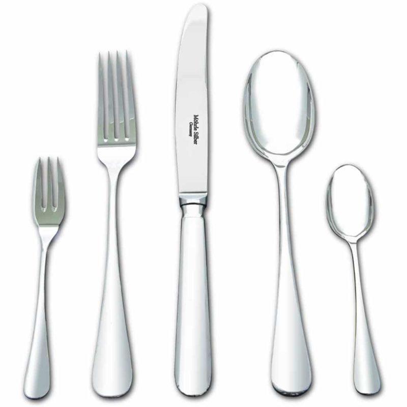 Silver Cutlery Swing