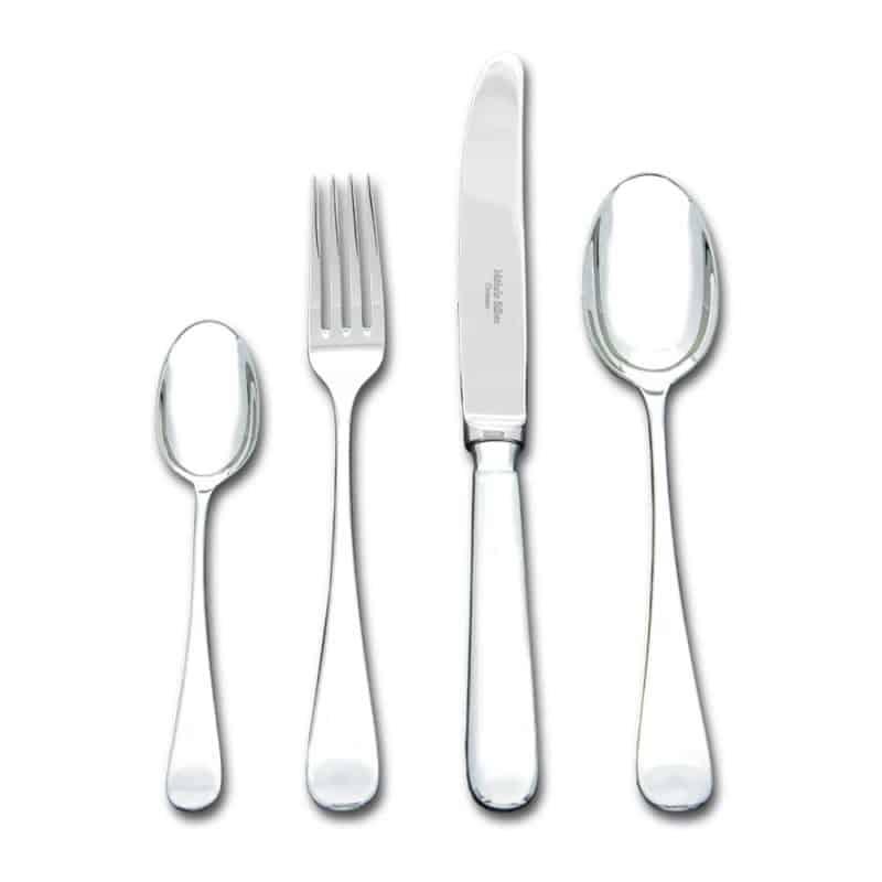 Children's cutlery silver Swing 4-piece